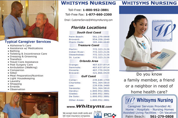 Whitsyms Brochure